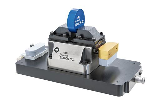 BLOCK-SC 4.0: Smart clamping