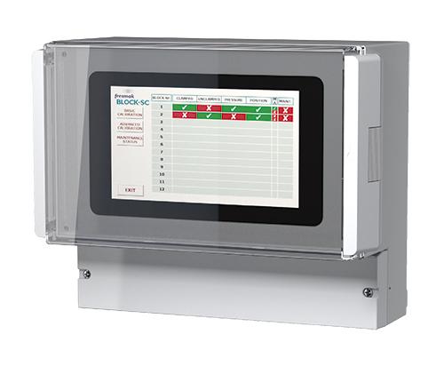 BLOCK-SC-4_0 Control unit