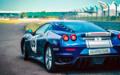 Ferrari-Azul