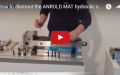 How to dismout the ANROLD MAT hydraulic spindle