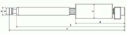 Husillo automatizable oleo-dinámico para Mat. Gráfico