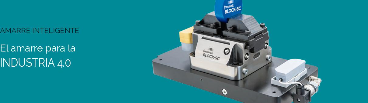 BLOCK-SC 4.0: Amarre inteligente