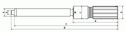 Arnold Hydraulische Spindel für CLASSIC