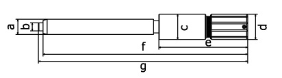 Husillo manual mecánico para MAT plano